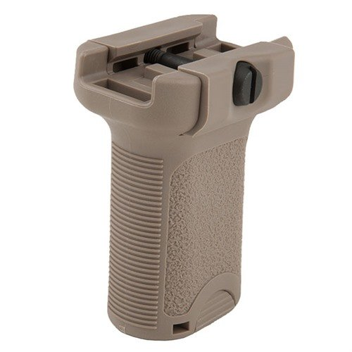 Picatinny BCMGUNFIGHTER Short Vertical Grip Polymer FDE
