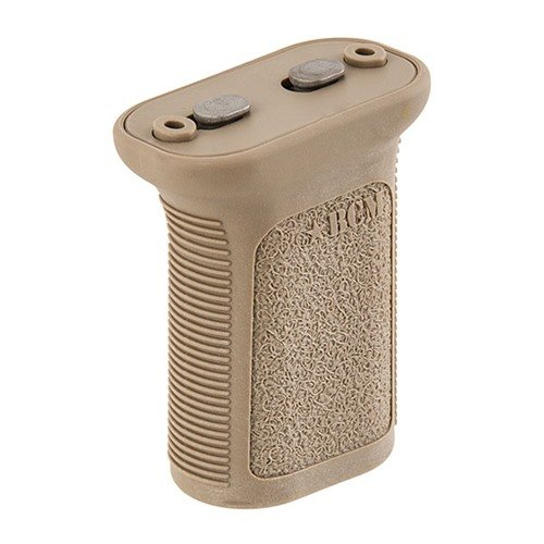 Picatinny BCMGUNFIGHTER Mod 3 Vertical Grip Polymer FDE