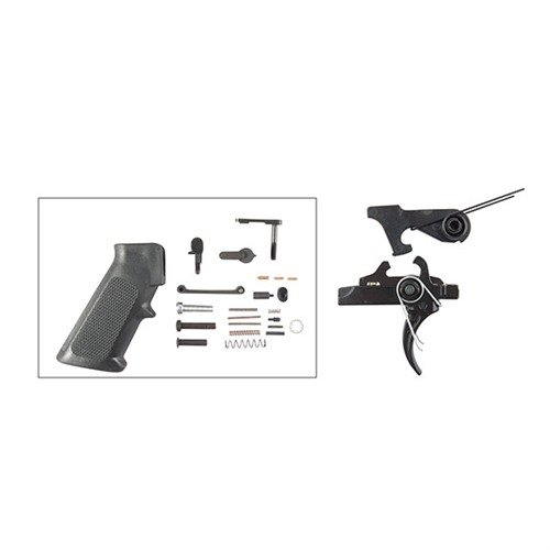 B-G2S-E Geissele 2 Stage Trigger & Lower Parts Kit
