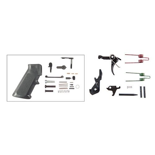 Hipertouch Enhanced Duty Trigger & Lower Parts Kit