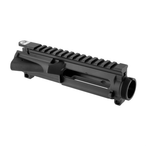 Upper Receiver Forged 7075-T6 Stripped Anodized