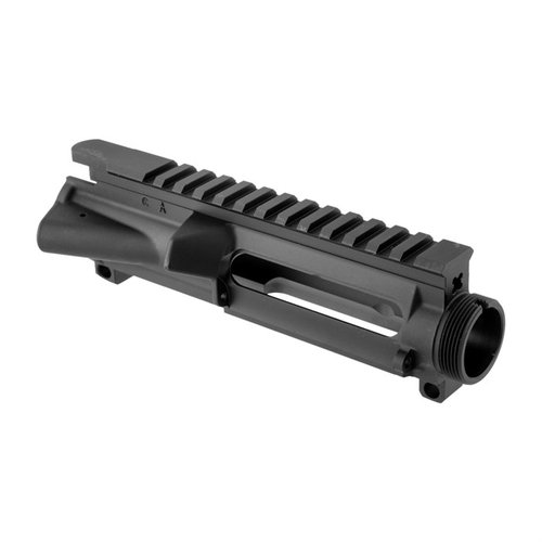 AR-15 A4 Forged Stripped Upper Receiver Black