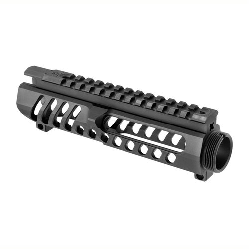 AR-15 Stripped Billet Upper Receiver Black