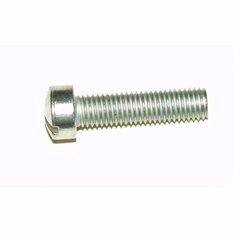 AR-15 Pistol Grip Screw Silver Stainless Steel