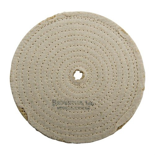 "8"" Sisal Wheel, 5/8"" (15.9mm) Arbor"