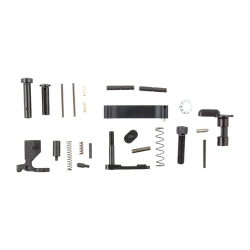 AR-15 Lower Parts Kit 5.56 No Fire Control Grp/Pistol Grip