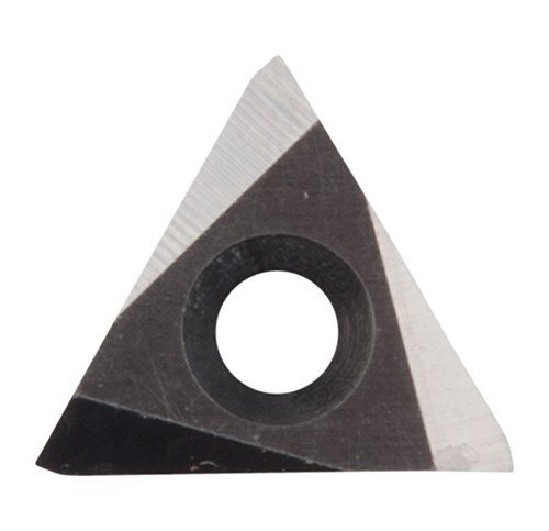 "0 degree relief, Thickness: .125"", Shape: Triangle"