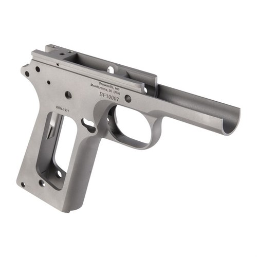 1911 Government Model Frame, Stainless Steel