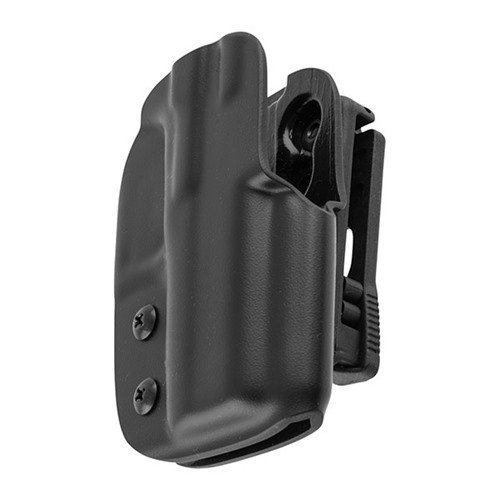 OWB Holster-Glock 42-Black-Right Hand-Tek Lok