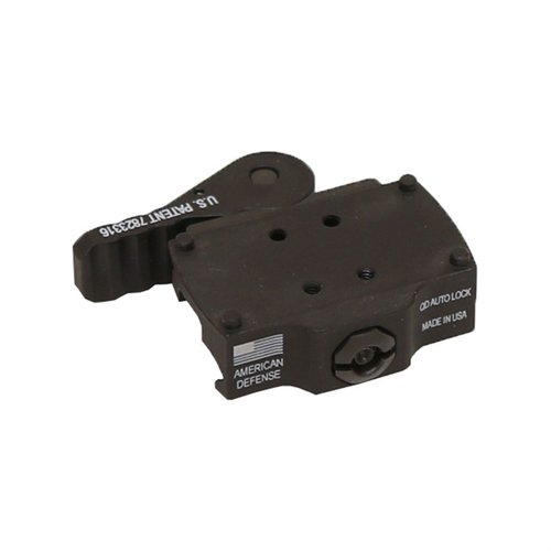 Burris Fastfire QD Low Mount