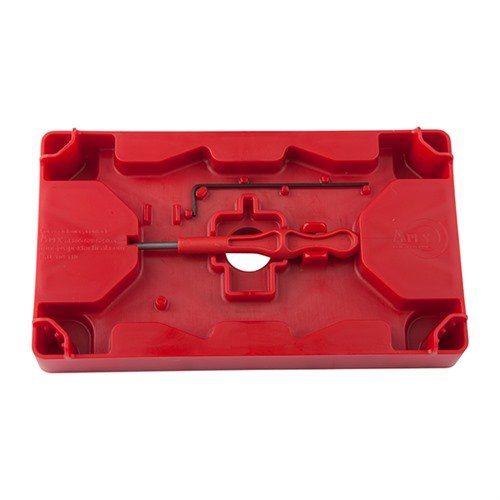 Armorer's Block Tooling Plate
