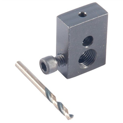 Gas Piston Rivet Drilling Fixture