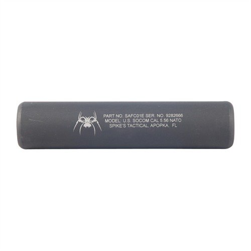 CAR-1 Fake Suppressor 1/2-28 Black