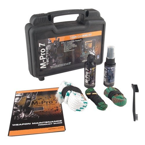 M-Pro7 Tactical 3 Gun Kit