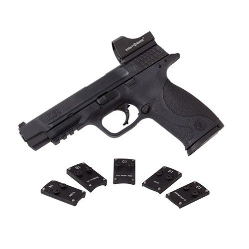 Mini Shot Pistol Mount Beretta