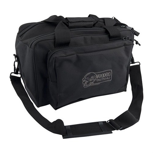 Two-In-One Full Size Range Bag-Black