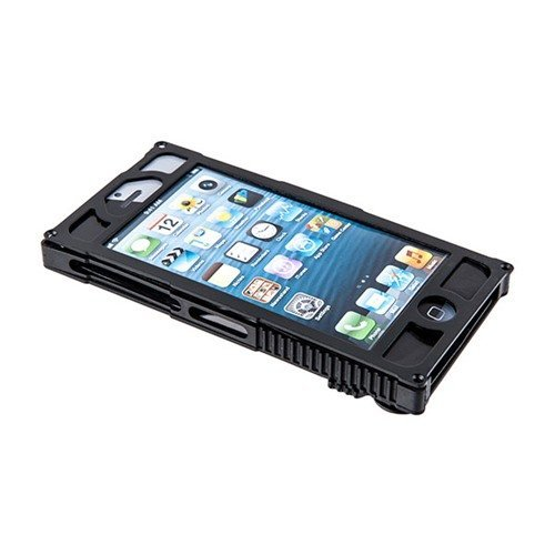 Alpha 1 Tactical iPhone 5 Case-Black