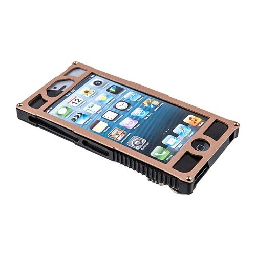 Alpha 1 Tactical iPhone 5 Case-Tan