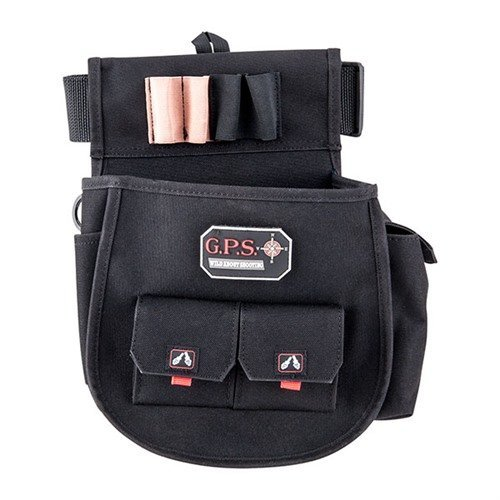 Deluxe Shell Pouch-Black