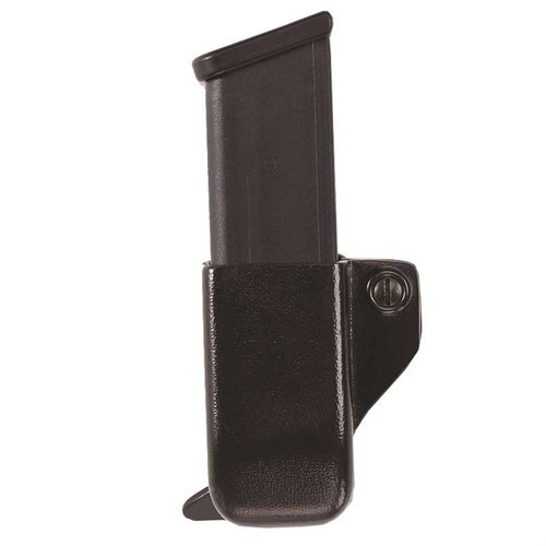 Kydex Single Mag Carrier .40 Staggered Polymer Mag-Black