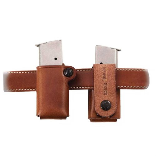 Single Mag Carrier .45 Single Metal Mag-Tan