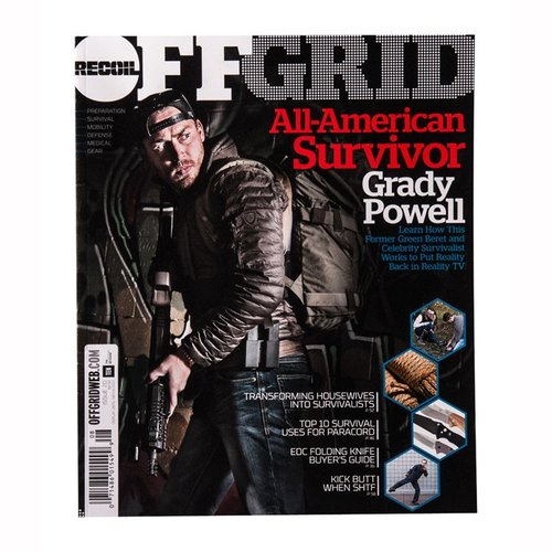 Recoil Presents Offgrid Magazine