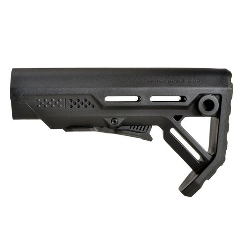 AR-15 Viper Mod One Stock Collapsible Mil-Spec Black
