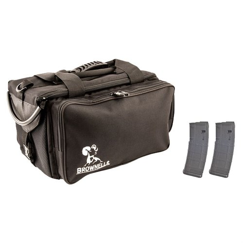 Range Bag w/ 2-pk 30-Rd PMAGs