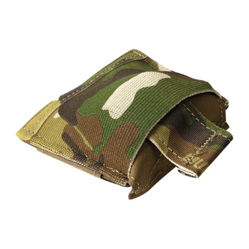 Ten-Speed Dump Pouch Small Belt Mount Multicam