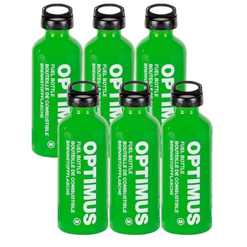 Optimus Fuel Bottle 0.6L 6Pk
