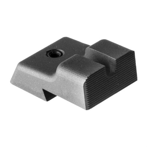 Low Mount U notch Rear Sight