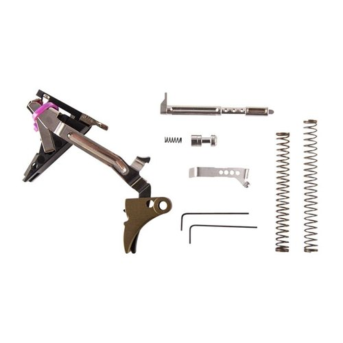Gen 4, Ultimate Trigger Kit for Glock™, 9mm, FDE