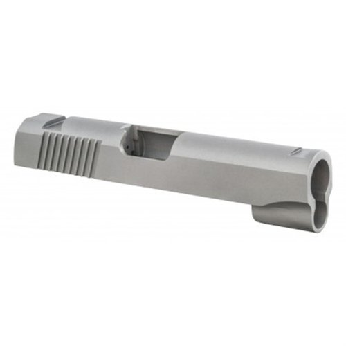 "1911 9mm Commander 4.25"" Slide Dovetail Sight Cuts"