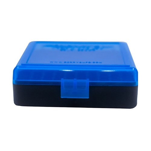 22LR 100 Round Blue Ammo Box
