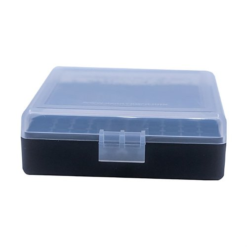 22LR 100 Round Clear Ammo Box
