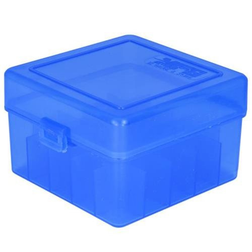 Blue 12 Gauge 3 25 Round Ammo Box