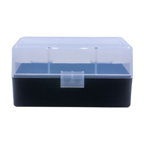 Clear 223 Family 50 Round Ammo Box
