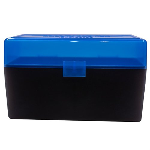 Blue 308 Family 50 Round Ammo Box