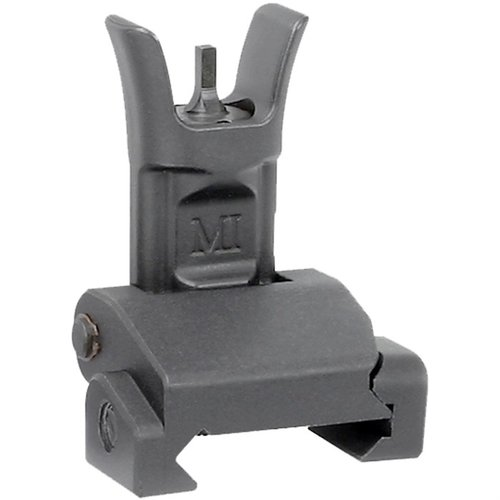 AR-15 Combat Rifle Folding Front Sight