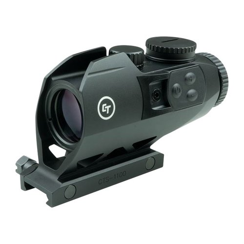 CTS-1100 3.5x Battlesight With BDC Reticle