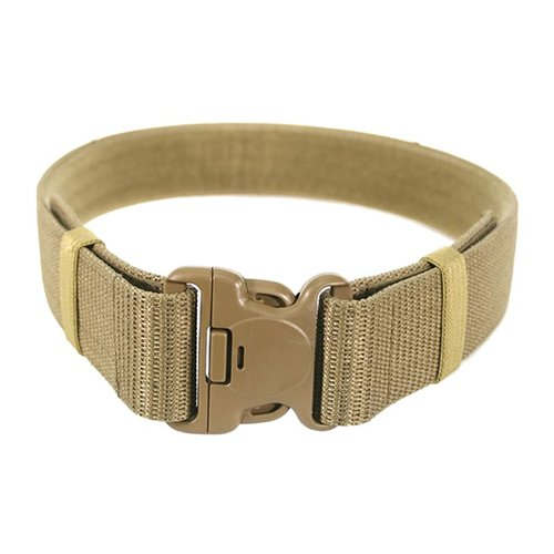 Enhanced Military Web Belt Lg (Up To 43 ) Large-Coyote Tan