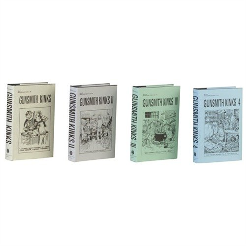 Gunsmith Kinks® 4 Volume Set
