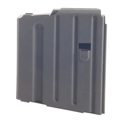 AR .308 Magazine 4rd Steel Black