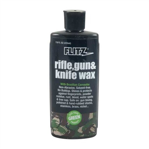 Flitz Rifle, Gun & Knife Wax