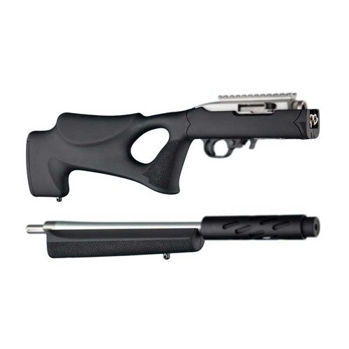 Ruger 10/22 Takedown Stock Thumbhole Rubber BLK