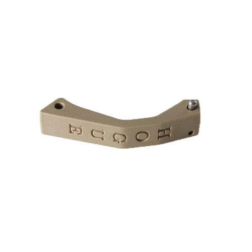 AR-15 Contoured Trigger Guard Polymer Flat Dark Earth