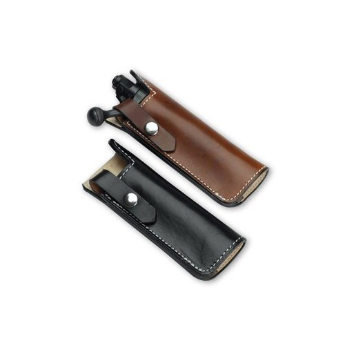 Middlebranch Leather Bolt Holster - Long Brown