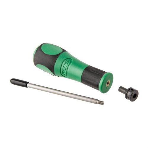 Flash Hole Deburring Tool w/6mm Pilot