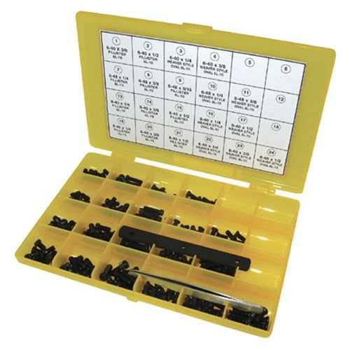 Master Gunsmith Screw Kit-202 Piece Kit