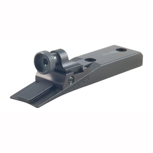 Ruger 44™ Adjustable Peep WGRS Receiver Rear Sight Black